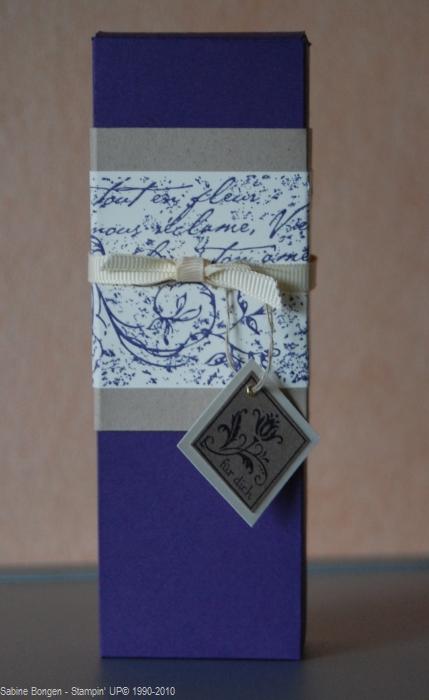 Blog Hop - Der neue Katalog! - Geschenkset Sabine