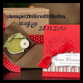 Blog-Hop Stempelzeitkreativ-Team November